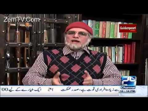 Zaid Hamid: If Modi & Hindu Zionists can desire greater India, why cant we go for greater Pakistan?