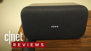 Google Home Max hands-on