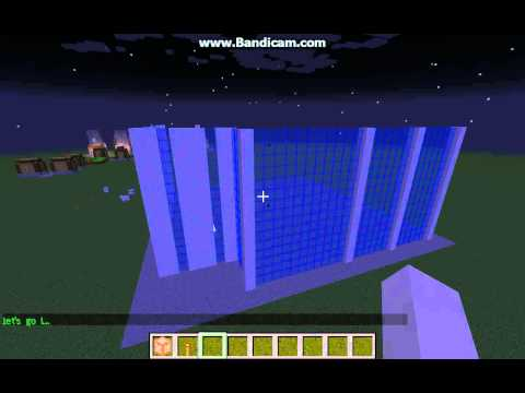 Видео майнкрафт как сделать молнию в одиночной игре