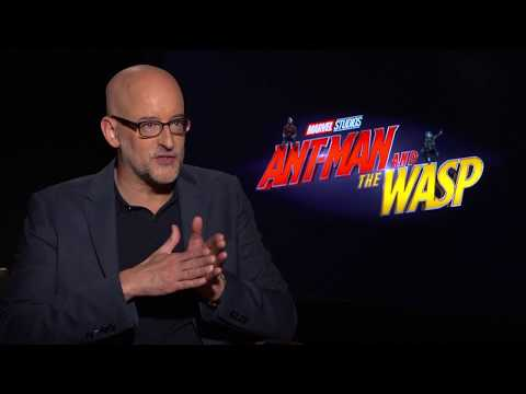 'Ant-Man And The Wasp' Is A Pure Peyton Reed Vision