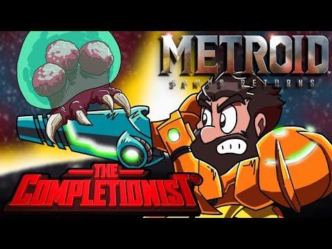 Metroid Samus Returns | The Completionist