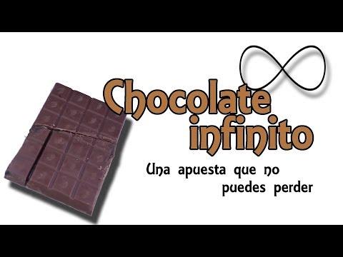 El truco del chocolate infinito - Una apuesta que no puedes perder (Experimentos Caseros)