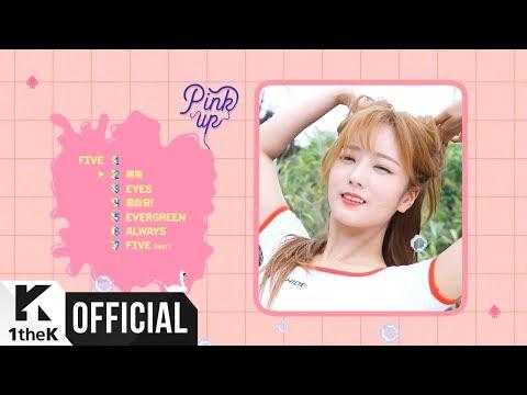 [Teaser] Apink(에이핑크) _ Apink 6th Mini Album [Pink UP] Rolling Music Teaser