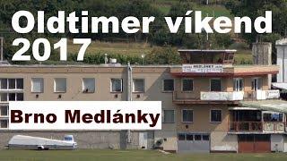Oldtimer weekend 2017 AK Brno Medlanky