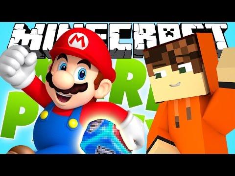 МАРИО ПАТИ [Minecraft Mario Party Mini-Game]