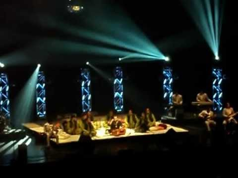 Tum Jo Aye Zindagi Mein Tu Baat Ban Gaye - Rahat Fateh Al Khan Concert In Montreal On 27-may-2012 video