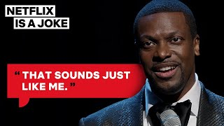 Chris Tucker Impersonates Bill Clinton And Barack Obama | Netflix Is A Joke