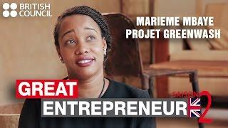 Great Entrepreneur | Marieme Mbaye - Finaliste