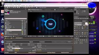 After Effects - How to change text in intros
