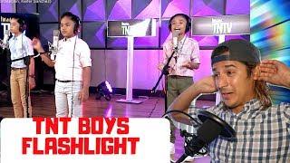 Download Lagu TNT Boys - Flashlight   Vocal Coach   Reaction Gratis STAFABAND