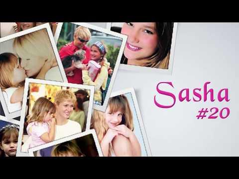 "Sasha 2.0 || 20 anos em ""stories"""