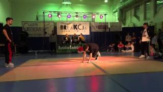 Funk Rockass vs Most Broken (Breakcja 2011 Ryn)
