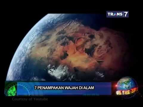 ON THE SPOT - 7 Fenomena Penampakan Wajah di Alam