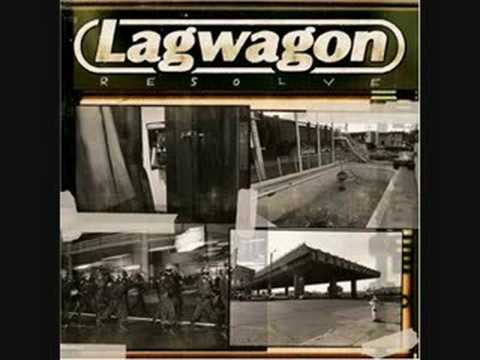 Lagwagon - The Contortionist