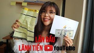 LẦN ĐẦU NHẬN TIỀN YOUTUBE CỦA YẾN SAU 4 THÁNG  - Vietnam tourism   YẾN TRẦN TV