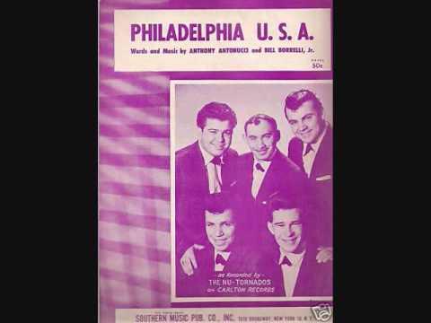 The Nu Tornados - Philadelphia, U.S.A. (1958)