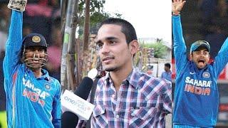 MS Dhoni vs Virat Kohli who should be India's ODI captain, Public Reaction |Oneindia News