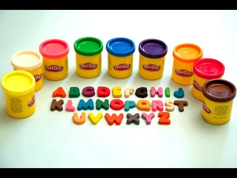 Play Doh ABC Song | Learn Alphabets | Alphabets Kids Rhymes | abc video