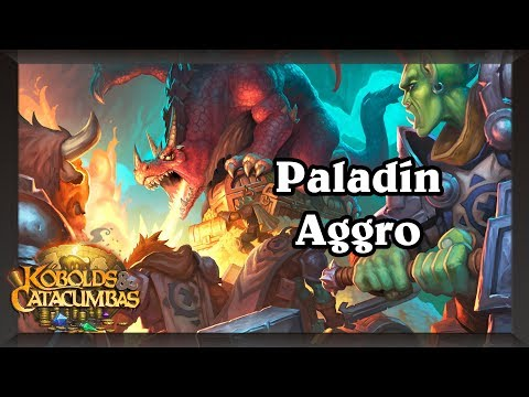 Paladín Aggro [Hearthstone]