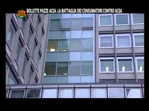 ZTL Roma - Bollette pazze Acea. La battaglia dei consumatori contro Acea