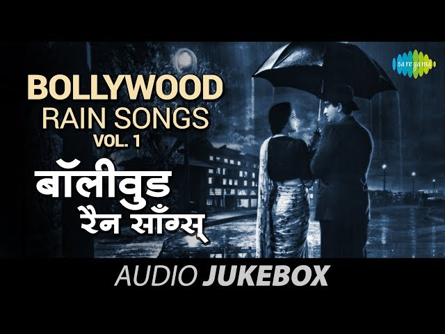 Bollywood Rain Songs   Hindi Rain Songs   Romantic Bollywood Songs   Monsoon Special - Vol 1
