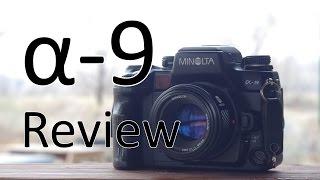 Minolta Alpha 9 Brief Review
