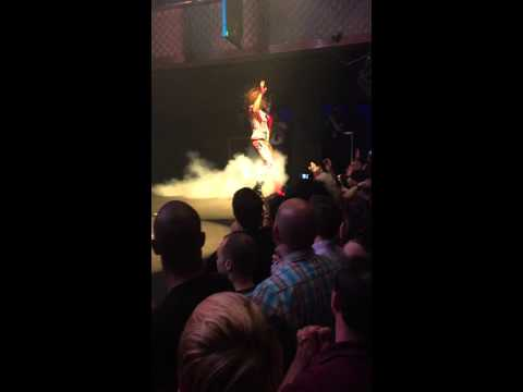 Kennedy Davenport performs at RuPaul's Drag Race Season 7 Finale Party in NYC