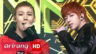 [Simply K-Pop] THE KING(더 킹) _ LOOK BACK(통수) _ Ep.257 _ 032417