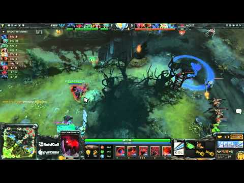 Property v Mousesports Game 2 - RaidCall EMS One DOTA 2 Group Stage - TobiWan