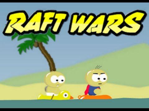 Miniclip Gameplay 7 Raft Wars