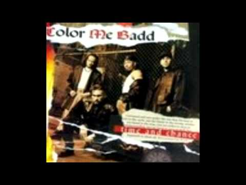 Color Me Badd - God Is Love