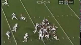 Shaun Alexander TD Catch and Run vs Auburn 1998