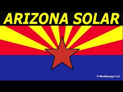 Arizona Solar Panels in Arizona - Solar