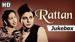 Ratan [1944] | Swaran Lata - Karan Dewan | Naushad Hits | Black & White Hits [HD]