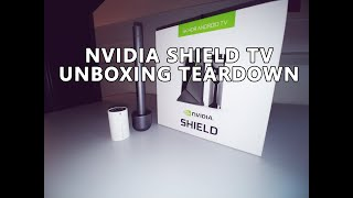 Nvidia Shield Tv Unboxing Teardown