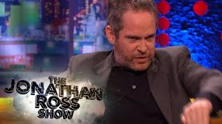 Tom Hiddleston pee'd on Tom Hollander after Jellyfish Sting - The Jonathan Ross Show