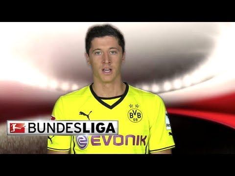 Robert Lewandowski - Top 5 Goals