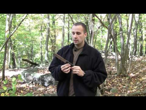 Fallkniven A1 Survival Knife Review. Equip 2 Endure