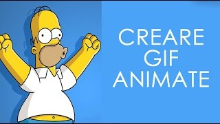 Creare gif animate su Mac con GiftedMotion