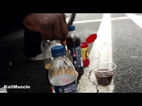 Kali Muscle & The Hodge twins Drink Hyphy Mud