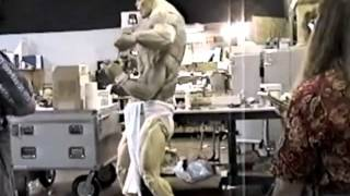 Mortal Kombat The Movie - The Making of Goro (Part 1)