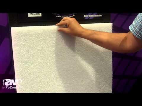 InfoComm 2014: Auralex Acoustics Details its SoniCell Acoustical Panels