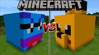 Minecraft PIKACHU HOUSE VS SQUIRTLE HOUSE MOD / PIKACHU THE DETECTIVE FINDS HIS HOUSE !! Minecraft
