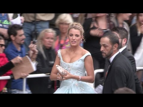 The Stunning Blake Lively on the Red Carpet of Ma Loute at the Cannes Film Festival 2016