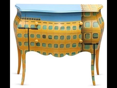 ASAmbienti – Mobili dipinti –  Italian Art Furniture Design Paint