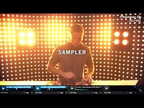 DDJ-SB2 - новый контроллер начального уровня для Serato DJ от Pioneer