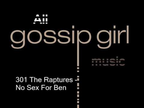 The Raptures - No Sex For Ben video