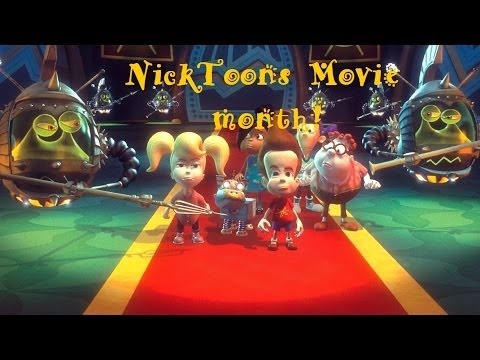 NickToons Movie Month!: Jimmy Neutron Boy Genius
