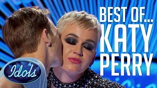 BEST of KATY PERRY On American Idol 2018 | Funny, Shocking & Flirty! Idols Global