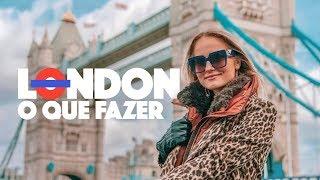 O que fazer em Londres e onde se hospedar? - vlog de viagem na Europa